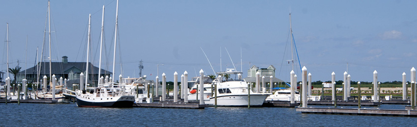 Texas Gulf Coast Marina - Galveston County